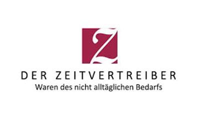 Logos zeitvertreiber