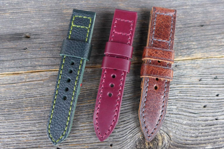Greenpilot watchstraps Modelle solid line box