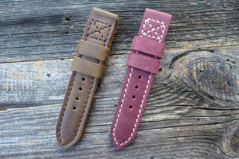 Greenpilot watchstraps Modelle solid line x boxed