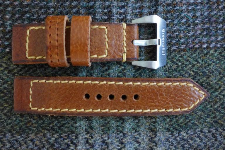 Greenpilot watchstraps Modelle true ancient vintage line closed stitch true ancient Vintage Line