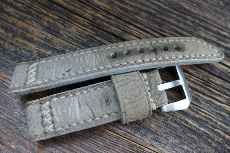 Greenpilot watchstraps Kollektion true ancient Vintage Line