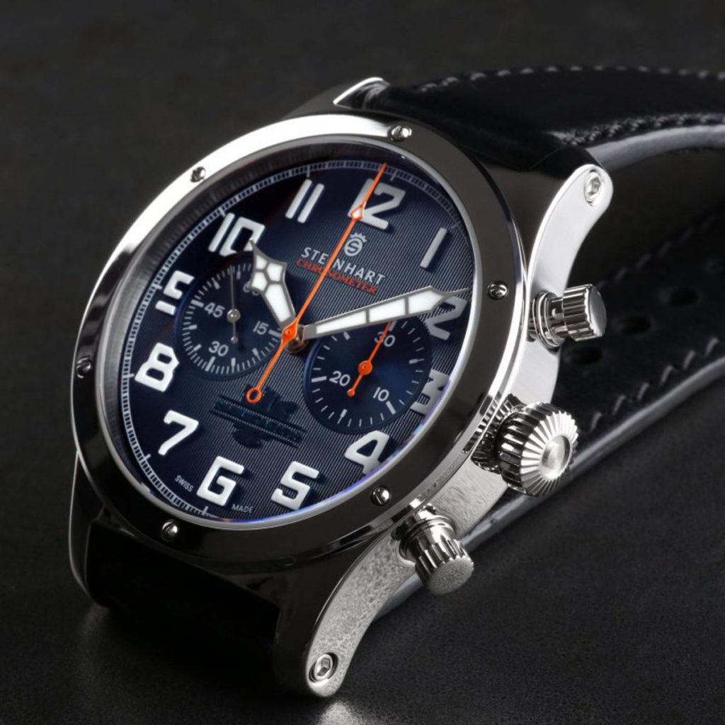 Greenpilot watchstraps Sondermodell Jeans Strap 1 Zusatz 1