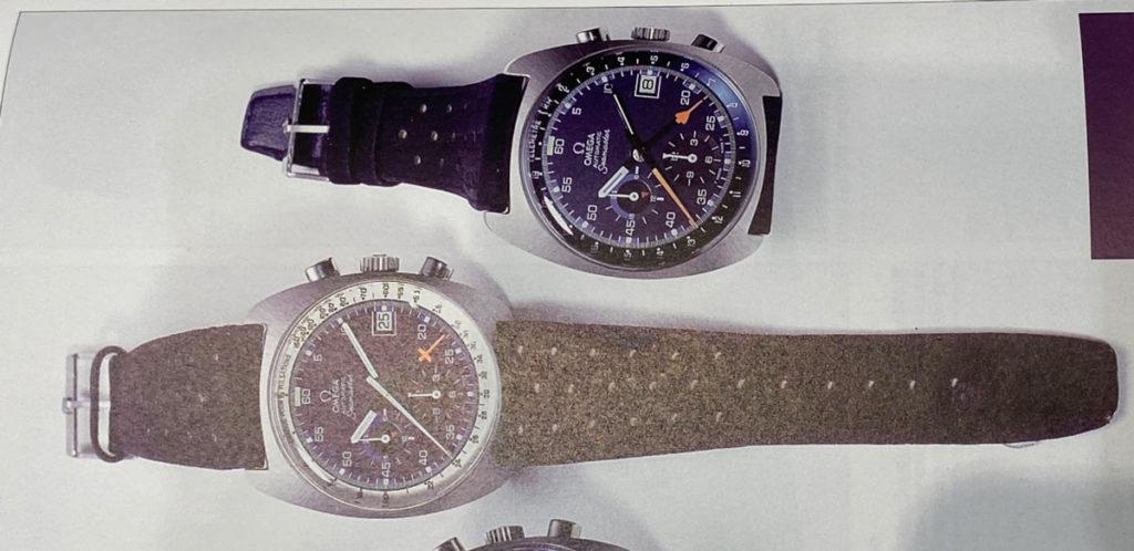 Greenpilot watchstraps Sondermodell Racer Vintage Padded 1 Zusatz 2