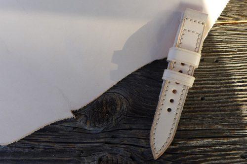 Greenpilot-watchstraps-Leder-Solid-Line-braun-plain-vanilla