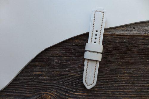 Greenpilot-watchstraps-Leder-Solid-Line-grau-off-white