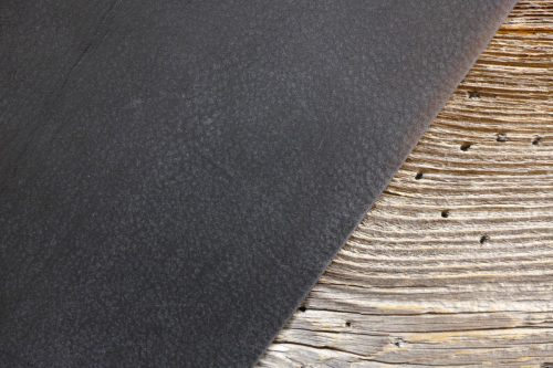Greenpilot-watchstraps-Leder-Solid-Line-schwarz-black-crust
