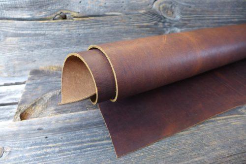 Greenpilot-watchstraps-Leder-classic-panerai-line-Auburn-Dusty-Copper