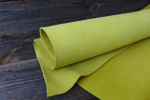 Greenpilot-watchstraps-Leder-classic-panerai-line-Horween-Sun-Kissed-Yellow