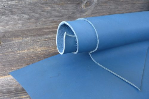 Greenpilot-watchstraps-Leder-classic-panerai-line-Tasman-Sea-Shell-blue